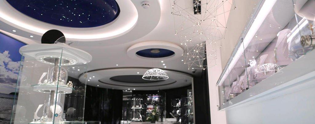 Sheila Fleet opens new 'futuristic' jewellery store in St Andrews