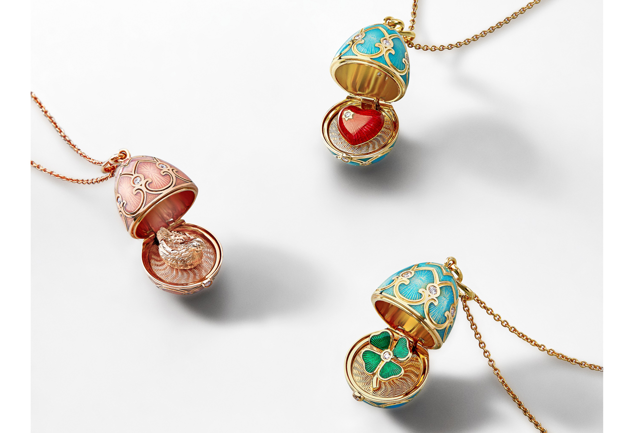 Laings wrangles goose that laid the golden egg as it signs luxury brand Fabergé