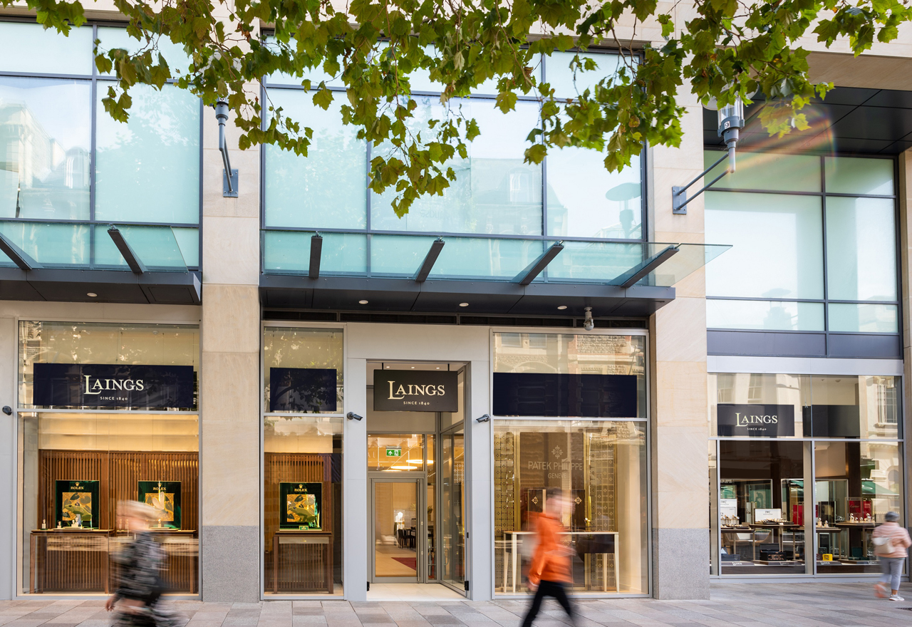GALLERY: First look at Laings' revamped Cardiff showroom