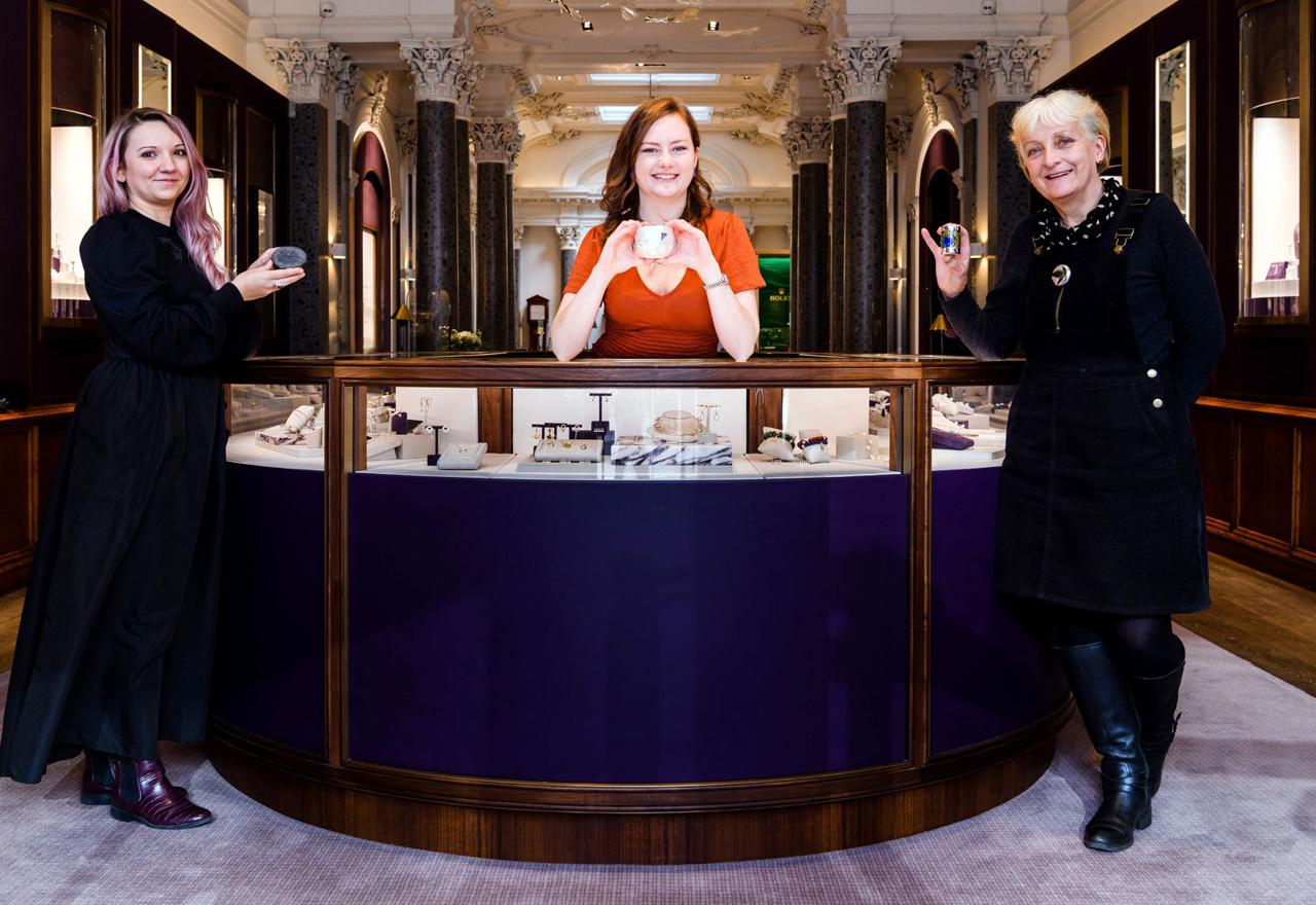 Scottish jeweller to host Elements Festival pop-up event next week