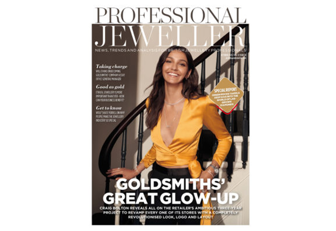 Professional Jeweller October issue available to download now